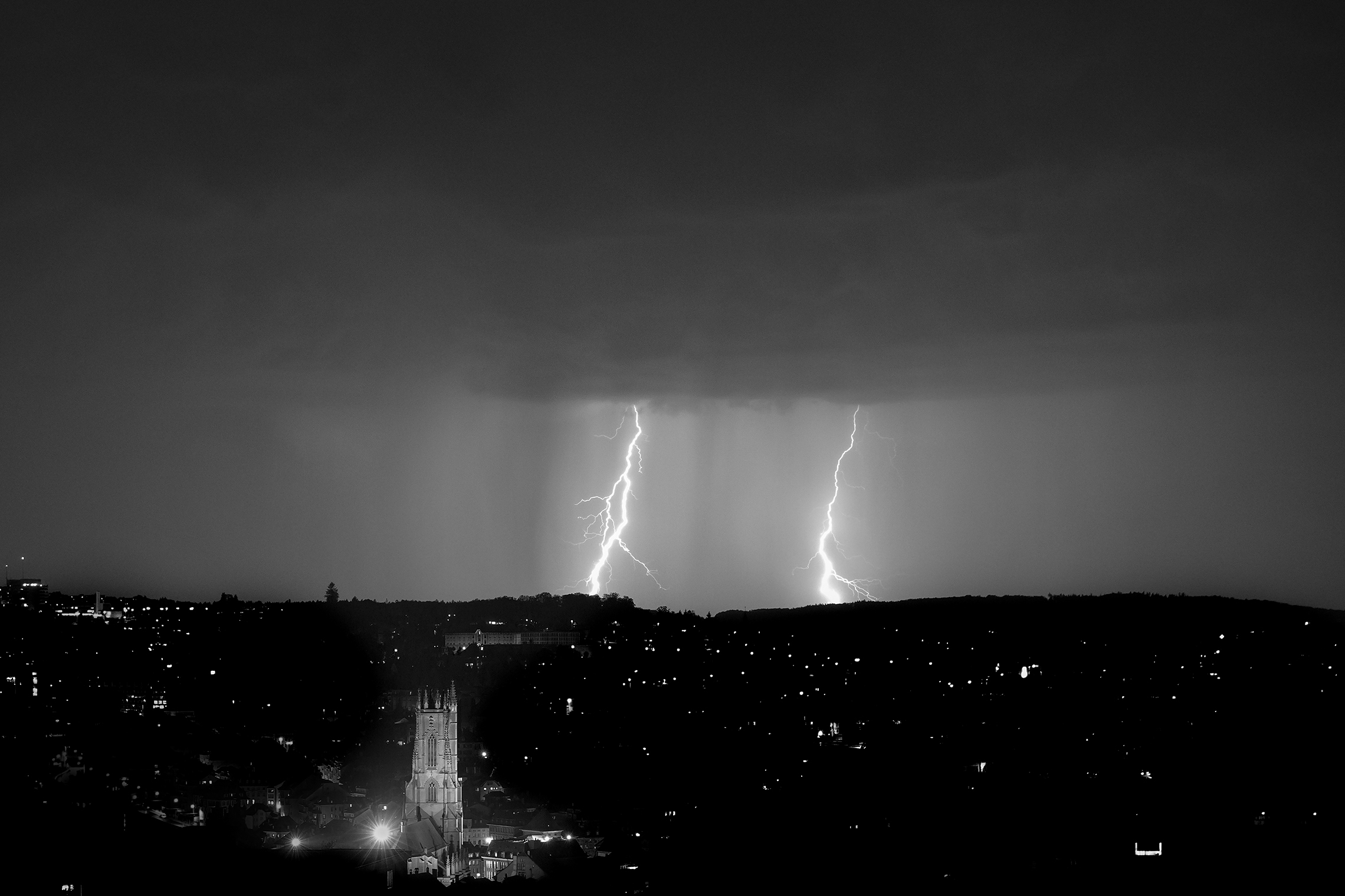 Thunder, Fribourg, CH